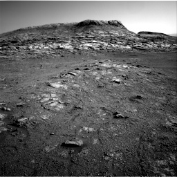 Nasa's Mars rover Curiosity acquired this image using its Right Navigation Camera on Sol 2568, at drive 730, site number 77