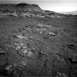 Nasa's Mars rover Curiosity acquired this image using its Right Navigation Camera on Sol 2568, at drive 754, site number 77