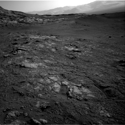 Nasa's Mars rover Curiosity acquired this image using its Right Navigation Camera on Sol 2568, at drive 784, site number 77