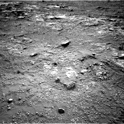 Nasa's Mars rover Curiosity acquired this image using its Right Navigation Camera on Sol 2568, at drive 832, site number 77