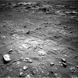 Nasa's Mars rover Curiosity acquired this image using its Right Navigation Camera on Sol 2568, at drive 850, site number 77