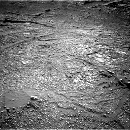 Nasa's Mars rover Curiosity acquired this image using its Right Navigation Camera on Sol 2568, at drive 868, site number 77