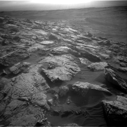 Nasa's Mars rover Curiosity acquired this image using its Right Navigation Camera on Sol 2572, at drive 1048, site number 77