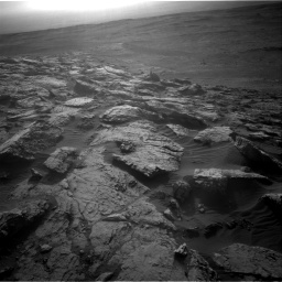 Nasa's Mars rover Curiosity acquired this image using its Right Navigation Camera on Sol 2572, at drive 1054, site number 77