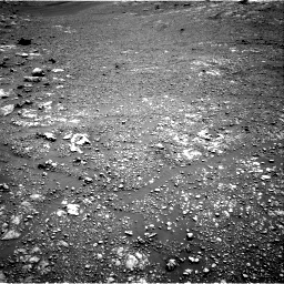 Nasa's Mars rover Curiosity acquired this image using its Right Navigation Camera on Sol 2575, at drive 1178, site number 77