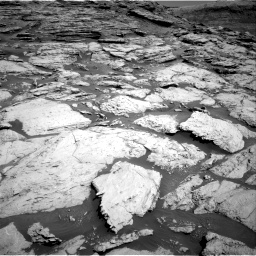 Nasa's Mars rover Curiosity acquired this image using its Right Navigation Camera on Sol 2577, at drive 1482, site number 77