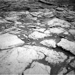 Nasa's Mars rover Curiosity acquired this image using its Right Navigation Camera on Sol 2577, at drive 1488, site number 77
