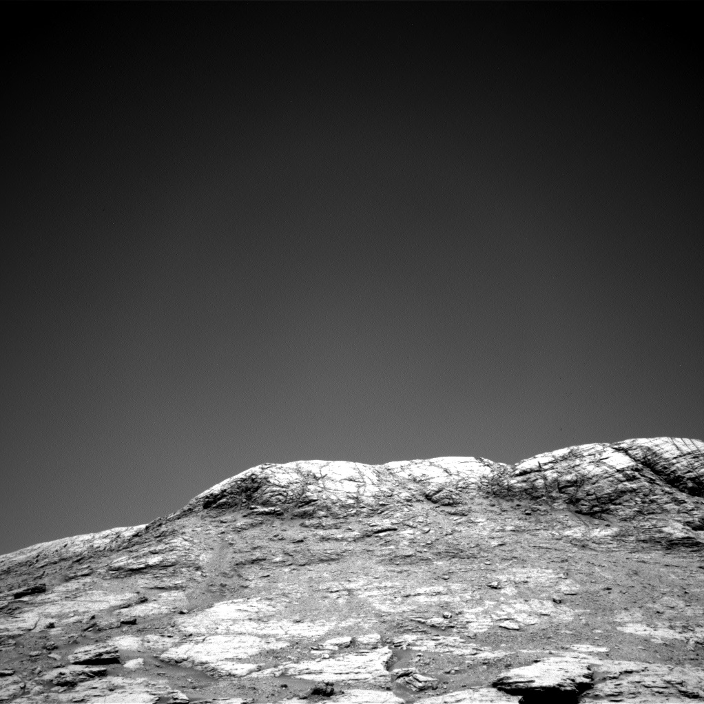 Nasa's Mars rover Curiosity acquired this image using its Right Navigation Camera on Sol 2582, at drive 1560, site number 77