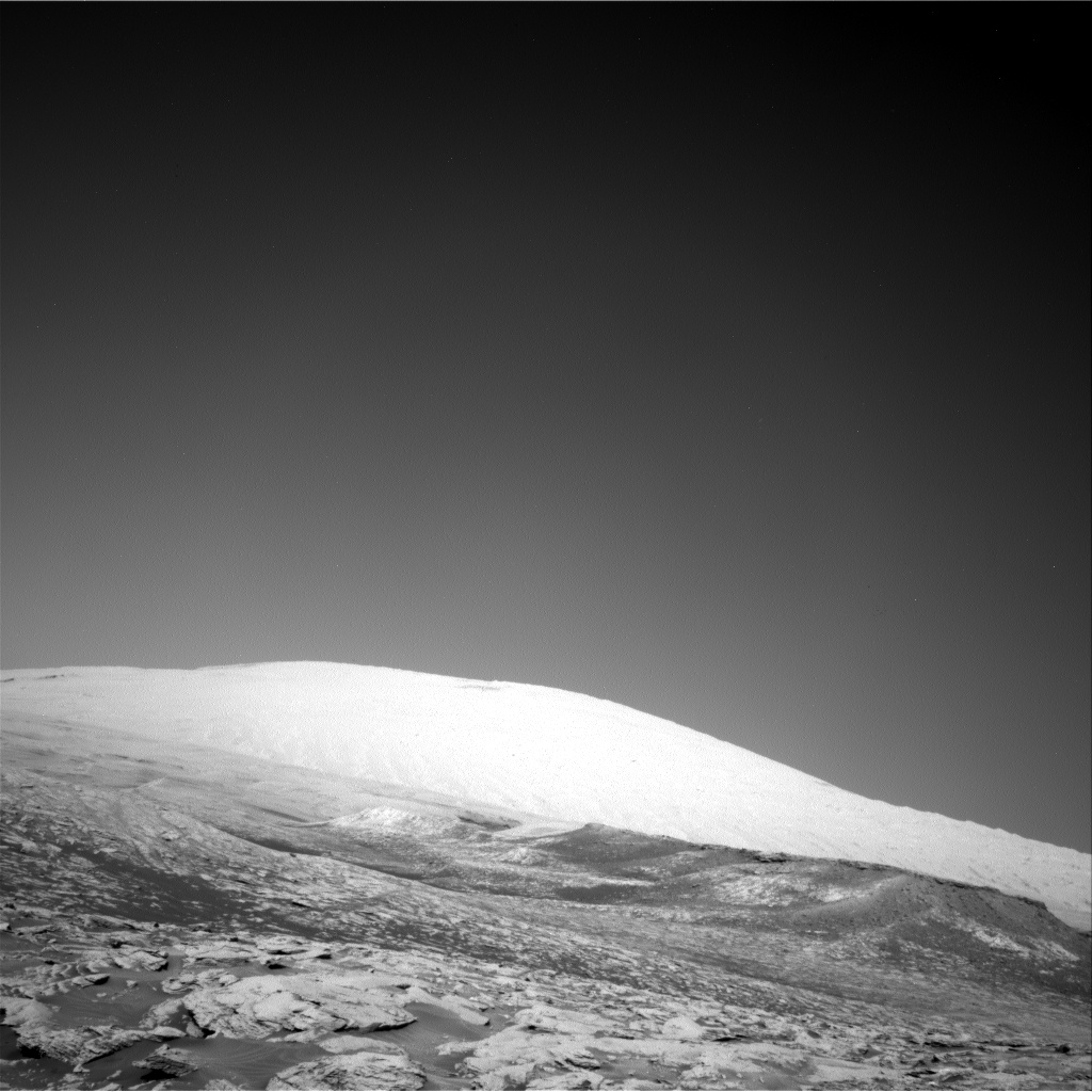 Nasa's Mars rover Curiosity acquired this image using its Right Navigation Camera on Sol 2582, at drive 1626, site number 77