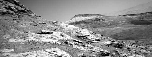 Nasa's Mars rover Curiosity acquired this image using its Right Navigation Camera on Sol 2584, at drive 1626, site number 77