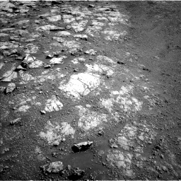 Nasa's Mars rover Curiosity acquired this image using its Left Navigation Camera on Sol 2586, at drive 1788, site number 77