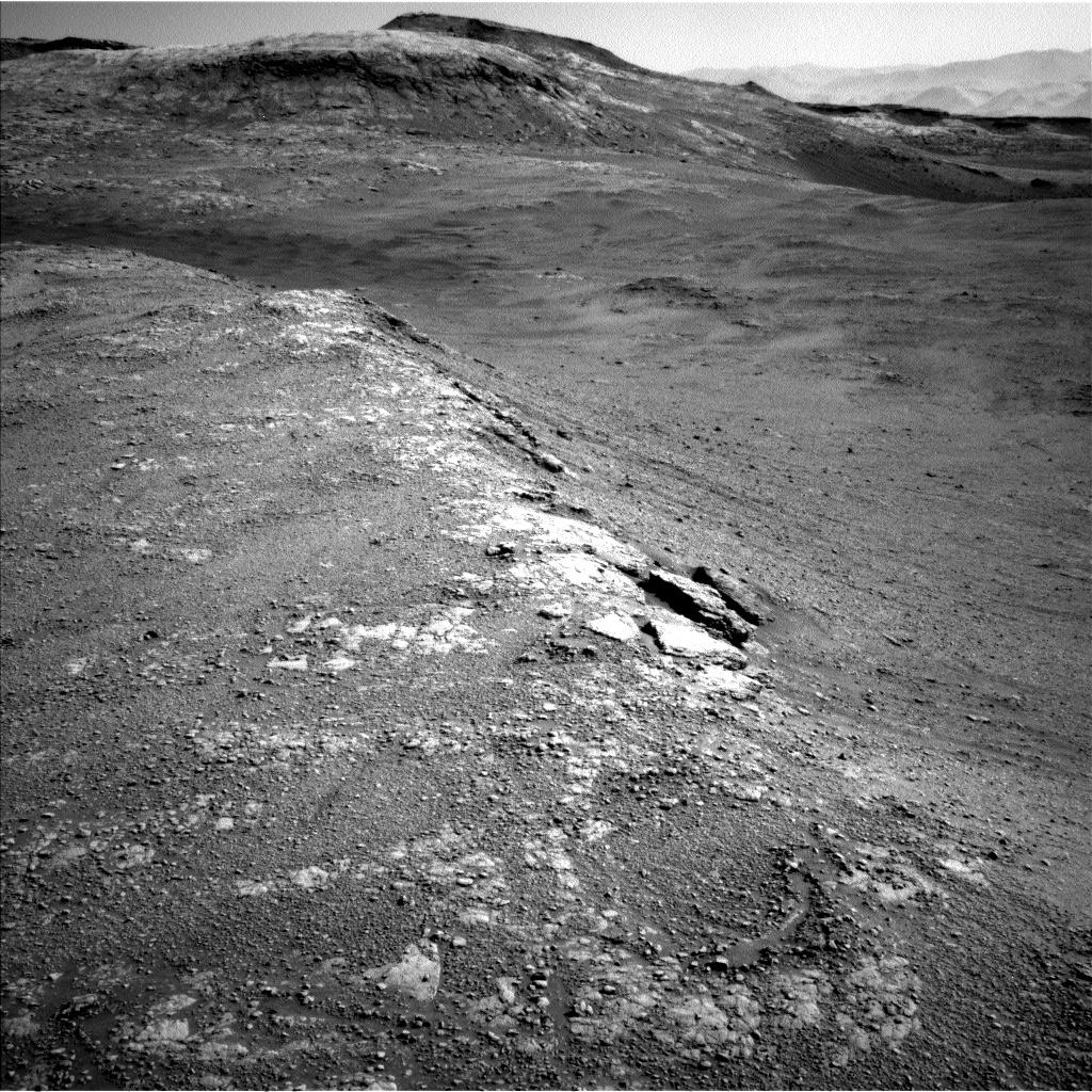 Read article: Sols 2587-2589: Curiosity De-Butte