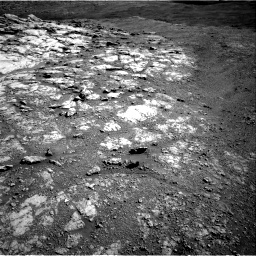 Nasa's Mars rover Curiosity acquired this image using its Right Navigation Camera on Sol 2586, at drive 1776, site number 77