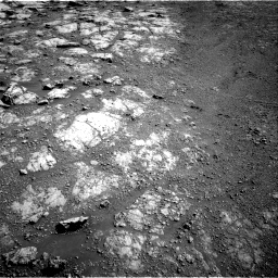 Nasa's Mars rover Curiosity acquired this image using its Right Navigation Camera on Sol 2586, at drive 1788, site number 77