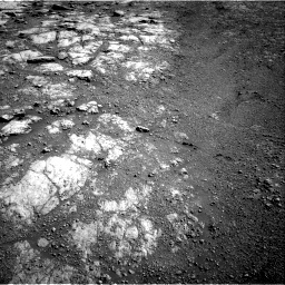 Nasa's Mars rover Curiosity acquired this image using its Right Navigation Camera on Sol 2586, at drive 1794, site number 77