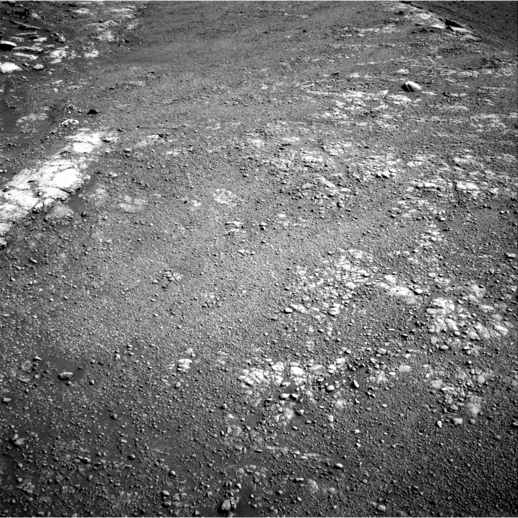 Nasa's Mars rover Curiosity acquired this image using its Right Navigation Camera on Sol 2586, at drive 1890, site number 77
