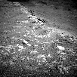 Nasa's Mars rover Curiosity acquired this image using its Right Navigation Camera on Sol 2586, at drive 1914, site number 77