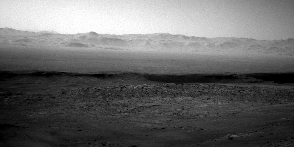 Nasa's Mars rover Curiosity acquired this image using its Right Navigation Camera on Sol 2588, at drive 1926, site number 77
