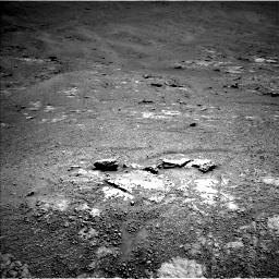 Nasa's Mars rover Curiosity acquired this image using its Left Navigation Camera on Sol 2589, at drive 1944, site number 77