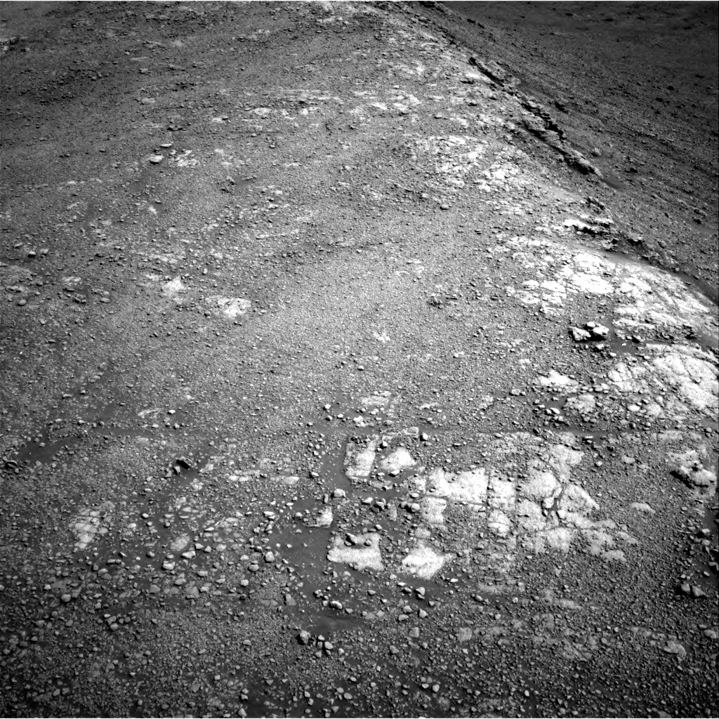Nasa's Mars rover Curiosity acquired this image using its Right Navigation Camera on Sol 2589, at drive 1956, site number 77