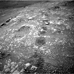Nasa's Mars rover Curiosity acquired this image using its Right Navigation Camera on Sol 2589, at drive 2010, site number 77