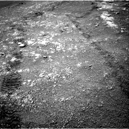 Nasa's Mars rover Curiosity acquired this image using its Right Navigation Camera on Sol 2589, at drive 2016, site number 77