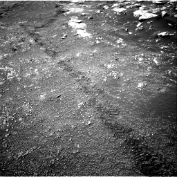Nasa's Mars rover Curiosity acquired this image using its Right Navigation Camera on Sol 2589, at drive 2022, site number 77