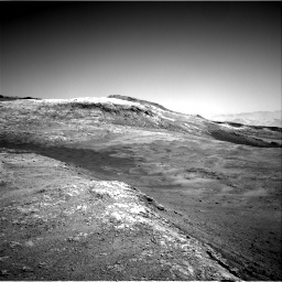Nasa's Mars rover Curiosity acquired this image using its Right Navigation Camera on Sol 2590, at drive 2044, site number 77