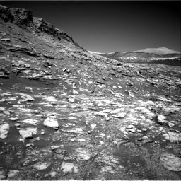 Nasa's Mars rover Curiosity acquired this image using its Right Navigation Camera on Sol 2590, at drive 2068, site number 77