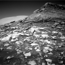 Nasa's Mars rover Curiosity acquired this image using its Right Navigation Camera on Sol 2590, at drive 2110, site number 77