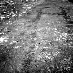 Nasa's Mars rover Curiosity acquired this image using its Right Navigation Camera on Sol 2590, at drive 2164, site number 77