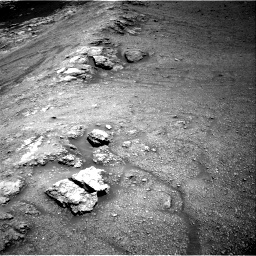 Nasa's Mars rover Curiosity acquired this image using its Right Navigation Camera on Sol 2590, at drive 2194, site number 77