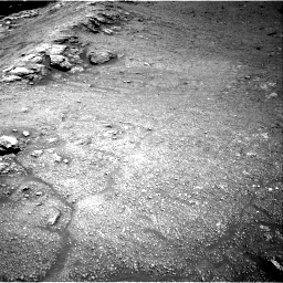 Nasa's Mars rover Curiosity acquired this image using its Right Navigation Camera on Sol 2590, at drive 2200, site number 77