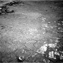 Nasa's Mars rover Curiosity acquired this image using its Right Navigation Camera on Sol 2590, at drive 2206, site number 77