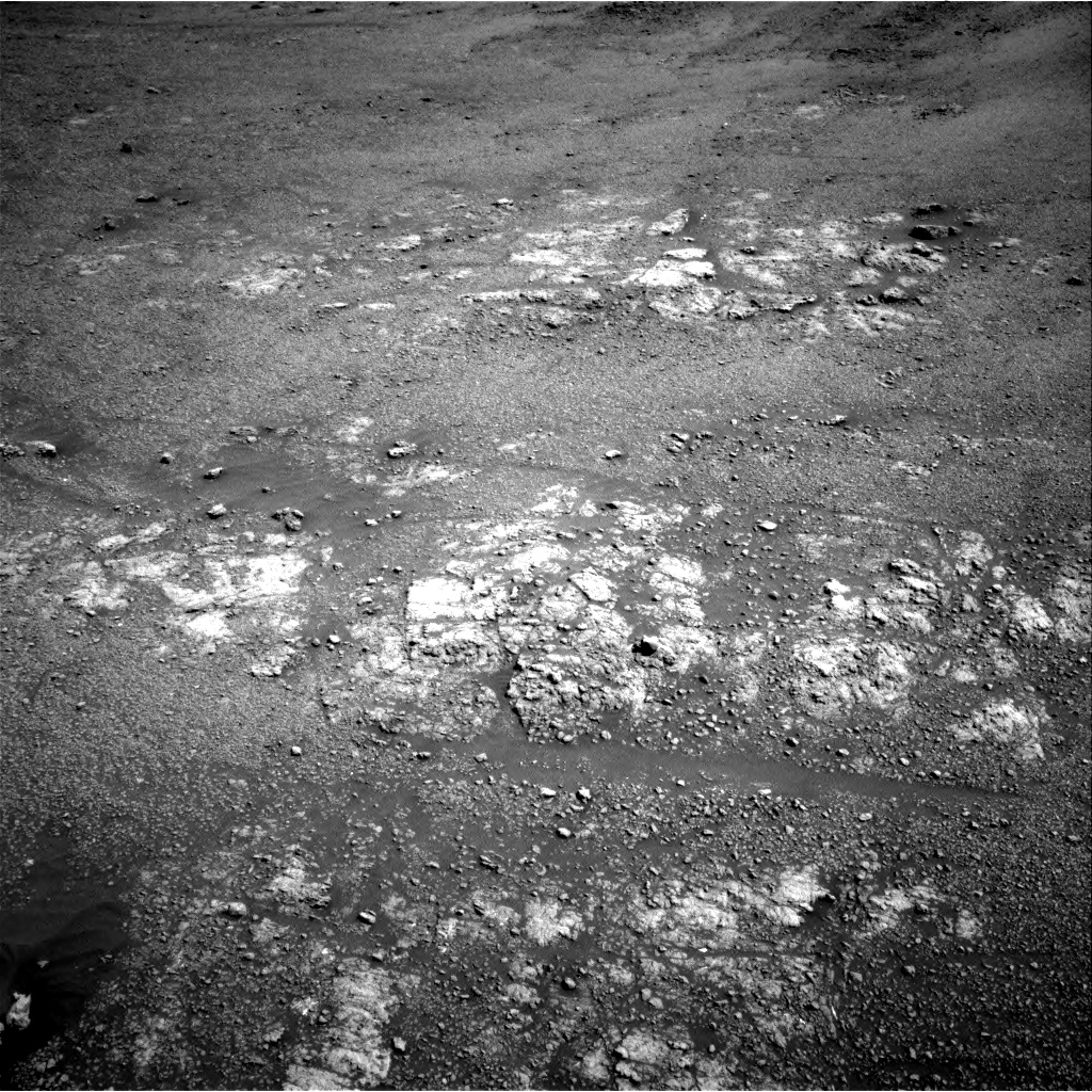 Nasa's Mars rover Curiosity acquired this image using its Right Navigation Camera on Sol 2590, at drive 2236, site number 77