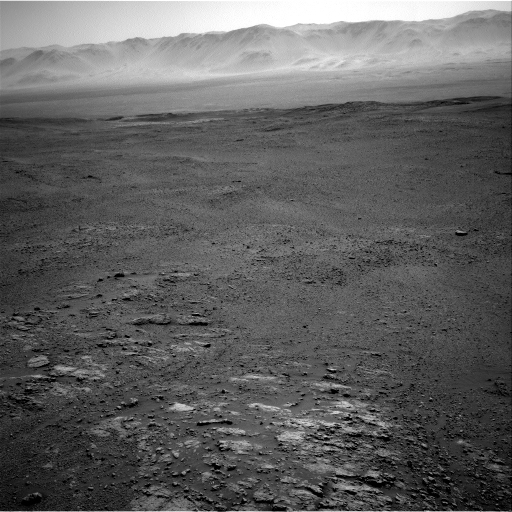 Nasa's Mars rover Curiosity acquired this image using its Right Navigation Camera on Sol 2590, at drive 2254, site number 77