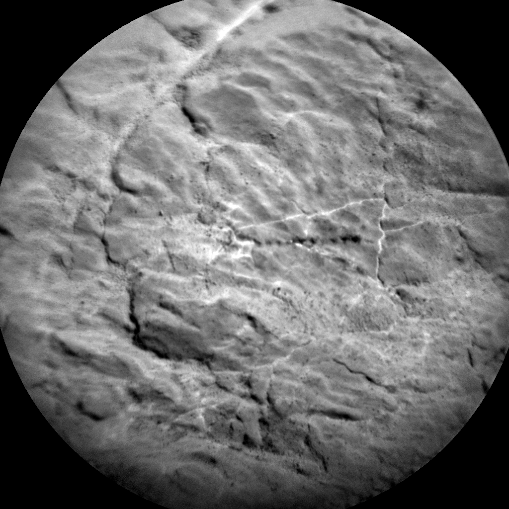 Nasa's Mars rover Curiosity acquired this image using its Chemistry & Camera (ChemCam) on Sol 2590, at drive 2038, site number 77