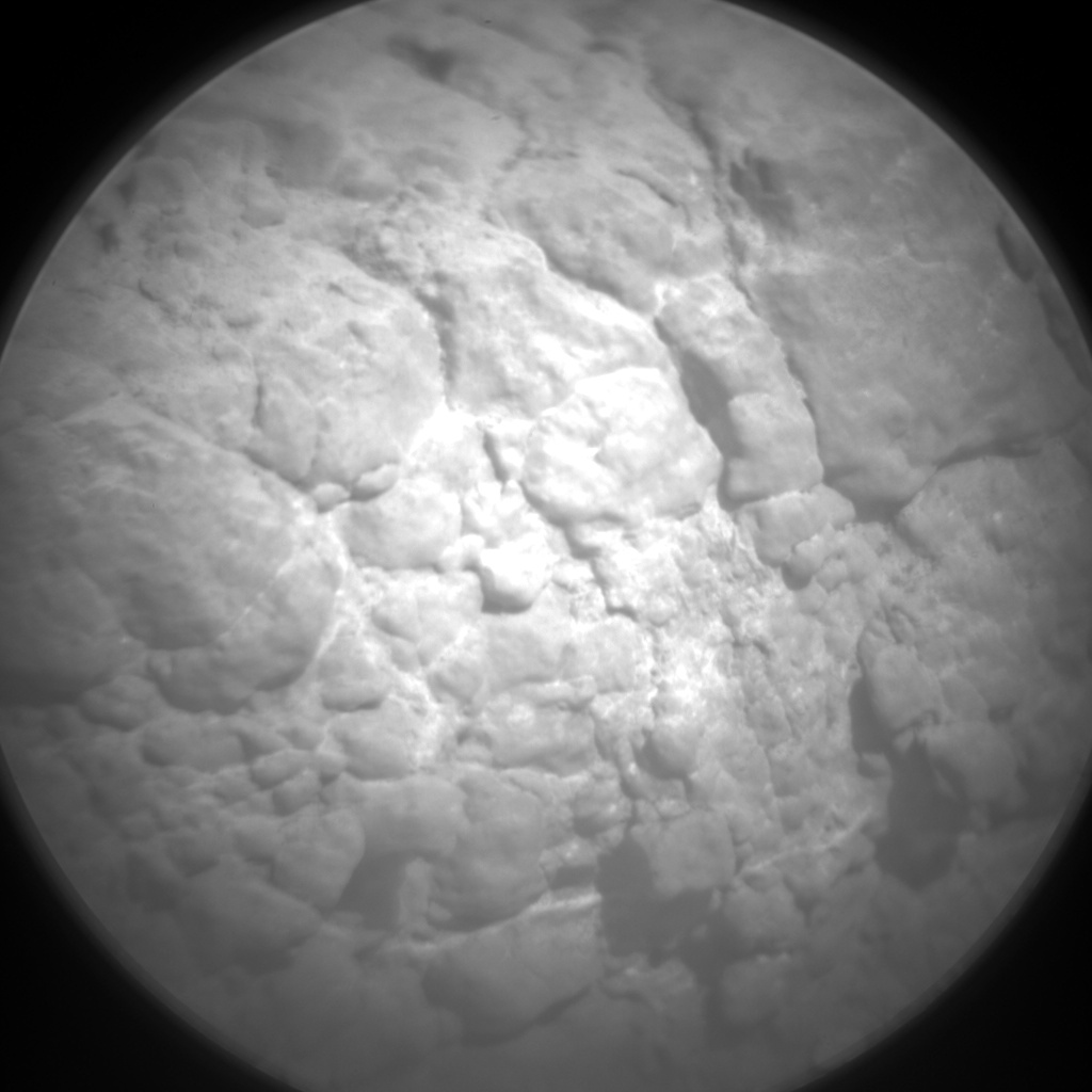 Nasa's Mars rover Curiosity acquired this image using its Chemistry & Camera (ChemCam) on Sol 2591, at drive 2254, site number 77