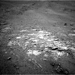Nasa's Mars rover Curiosity acquired this image using its Left Navigation Camera on Sol 2593, at drive 2278, site number 77
