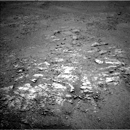 Nasa's Mars rover Curiosity acquired this image using its Left Navigation Camera on Sol 2593, at drive 2296, site number 77