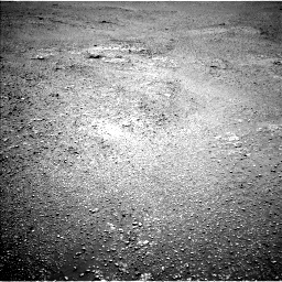Nasa's Mars rover Curiosity acquired this image using its Left Navigation Camera on Sol 2593, at drive 2332, site number 77