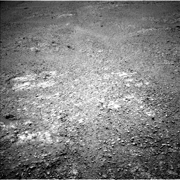 Nasa's Mars rover Curiosity acquired this image using its Left Navigation Camera on Sol 2593, at drive 2380, site number 77