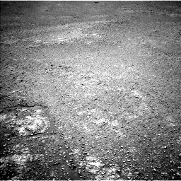 Nasa's Mars rover Curiosity acquired this image using its Left Navigation Camera on Sol 2593, at drive 2416, site number 77