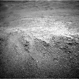Nasa's Mars rover Curiosity acquired this image using its Left Navigation Camera on Sol 2593, at drive 2512, site number 77