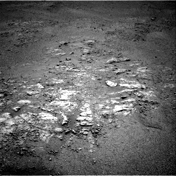 Nasa's Mars rover Curiosity acquired this image using its Right Navigation Camera on Sol 2593, at drive 2296, site number 77