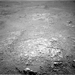 Nasa's Mars rover Curiosity acquired this image using its Right Navigation Camera on Sol 2593, at drive 2314, site number 77