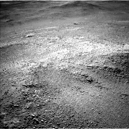 Nasa's Mars rover Curiosity acquired this image using its Left Navigation Camera on Sol 2595, at drive 2570, site number 77