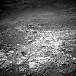Nasa's Mars rover Curiosity acquired this image using its Left Navigation Camera on Sol 2595, at drive 2720, site number 77
