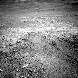Nasa's Mars rover Curiosity acquired this image using its Right Navigation Camera on Sol 2595, at drive 2552, site number 77