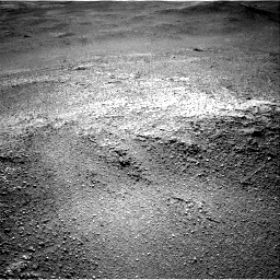 Nasa's Mars rover Curiosity acquired this image using its Right Navigation Camera on Sol 2595, at drive 2558, site number 77
